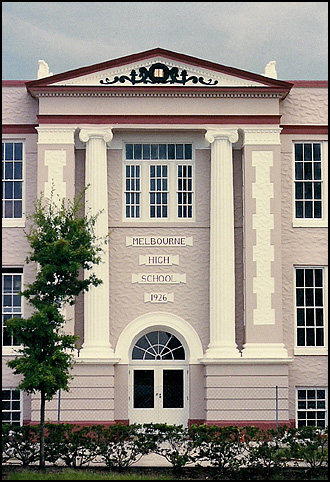 Melbourne High School - Florida Painting Contractor